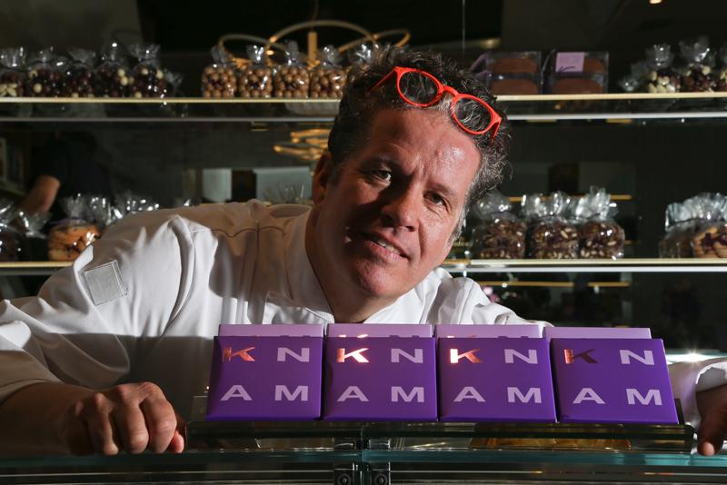 Salon du Chocolat Milano 2017 - Ernst Knam