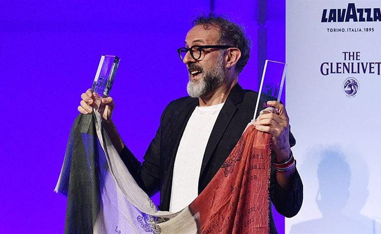 Massimo Bottura N1 World's 50 Best Restaurants 2016