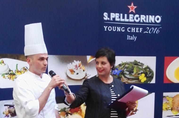 S.Pellegrino Young Chef Italia 2016: Alessandro Rapisarda