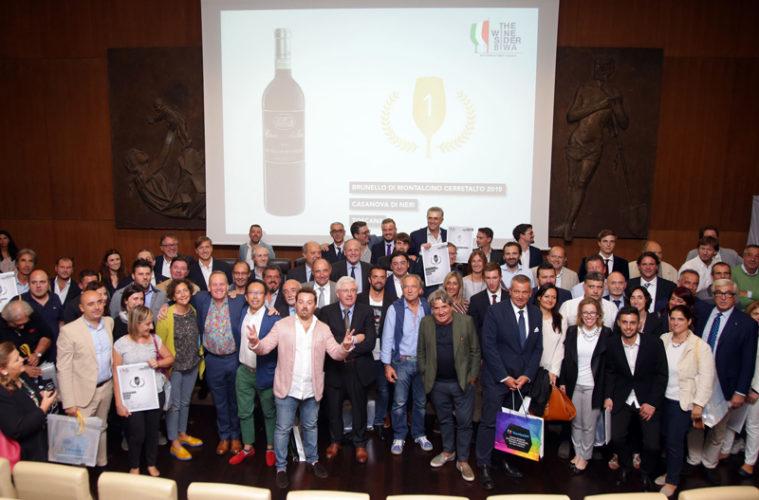 The Winesider Best Italian Wine Awards 2016 - vincitori