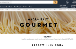 Amazon.it Made in Italy, Gourmet