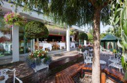I migliori 10 ristoranti con hotel al mondo - The Waterside Inn, Bray, Inghilterra