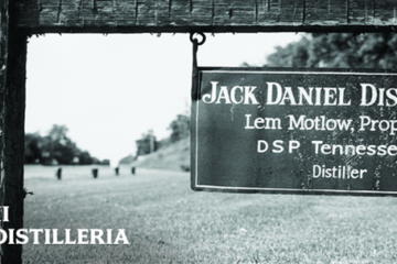 Jack Daniel - Top Brands Superalcolici