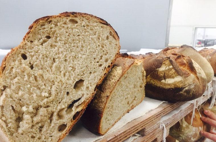 Pane di una volta, farina Ottocento Molino sul Clitunno