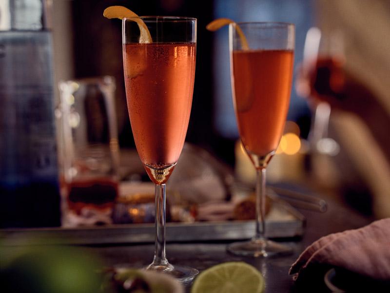 Cocktail San Valentino 2017 - Cîroc® Vodka Champagne Cosmo