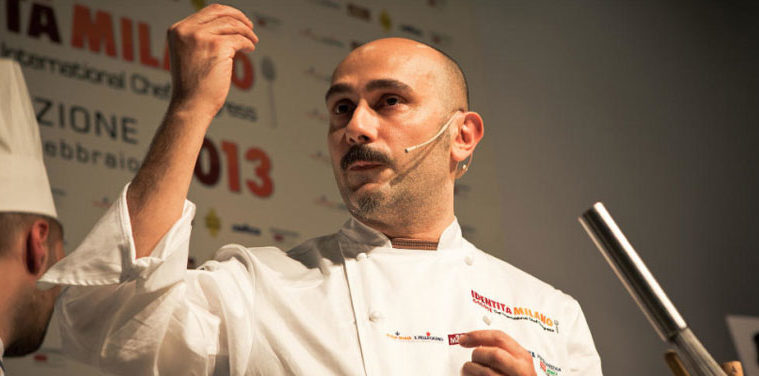 Anthony Genovese, Chef Mentore S.Pellegrino Young Chef 2018