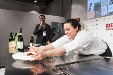 Caterina Ceraudo, donna Chef 2017