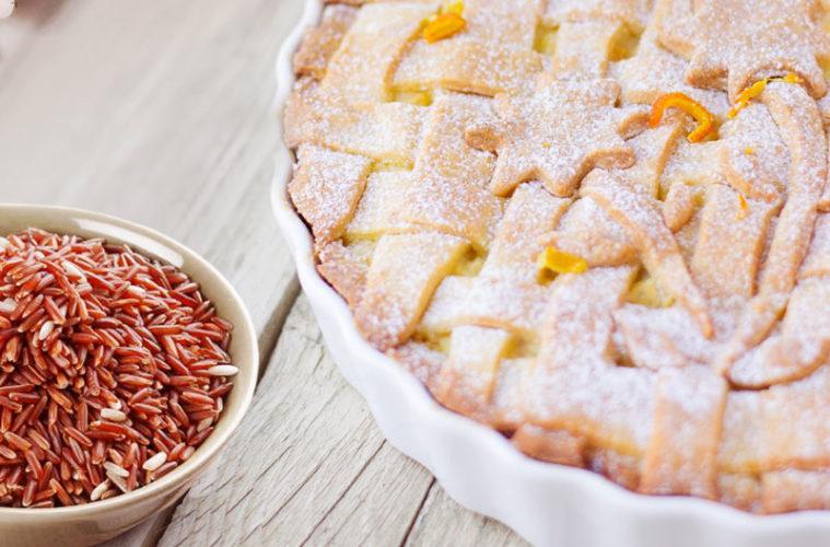 Pastiera napoletana by Maurizio De Pasquale, pastry chef Farmo