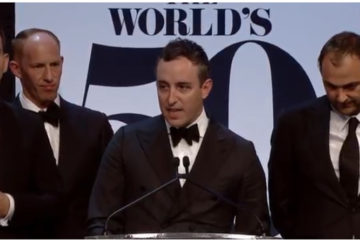 World's 50 Best Restaurants 2017, Eleven Madison Park,