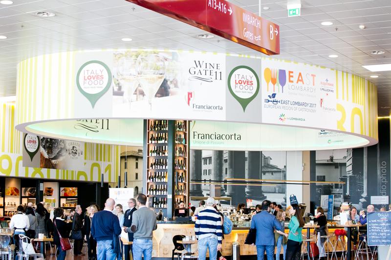 East Lombardy @ Italy Loves Food - Orio al Serio
