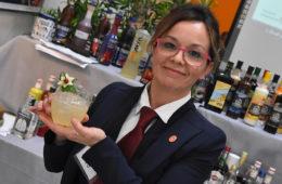 Irene Deiara la miglior barman d'Italia 2017