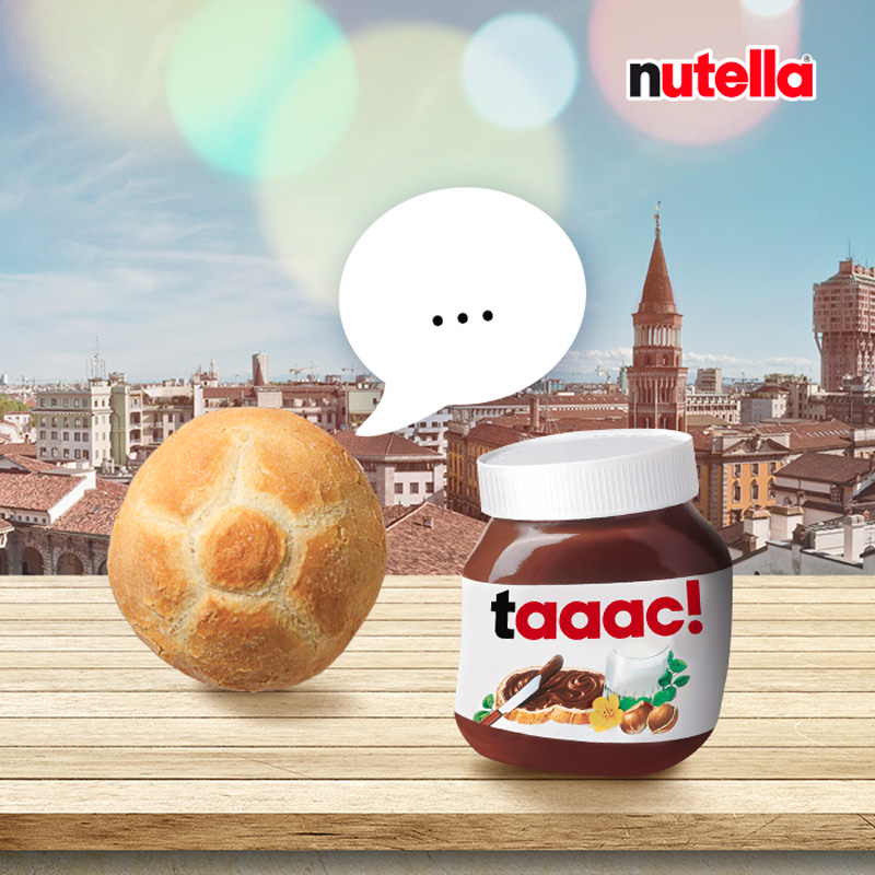 Nutella bar, quando aprirà in Italia?