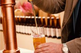 Peroni Cruda, la birra non pastorizzata