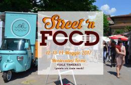 Street'n Food 2017 a Montecatini