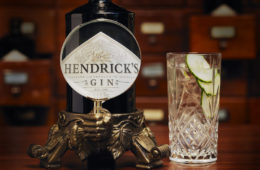 Gin Tonic Hendrick's, World Cucumber Day