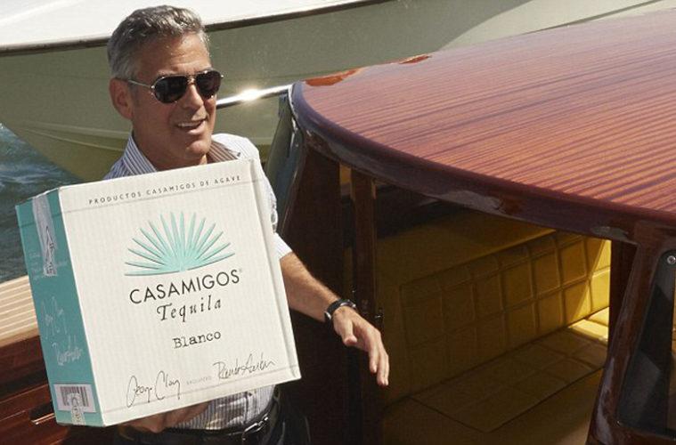 George Clooney vende Casamigos