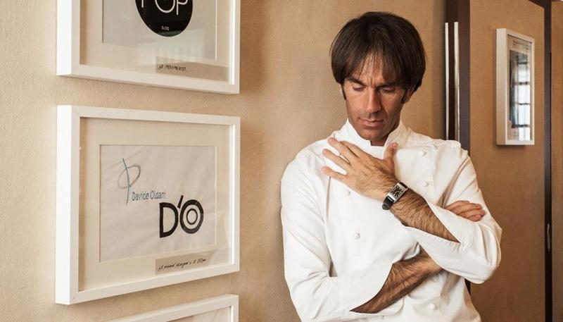 Davide Oldani: corso di cucina pop all'asta su CharityStar