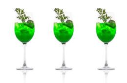 P31 Green Spritz