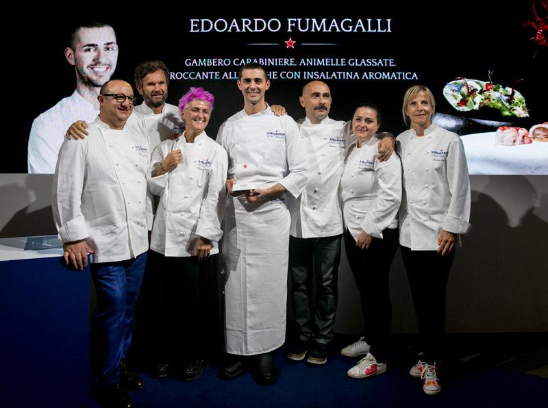 San Pellegrino Young Chef 2018: Edoardo Fumagalli e i giudici