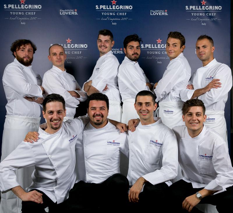 San Pellegrino Young Chef 2018: i 10 finalisti italiani