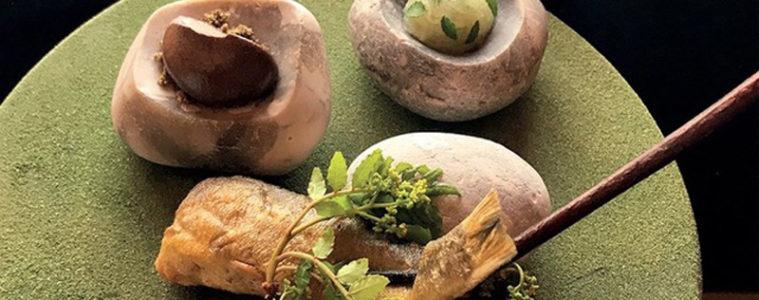 Miglior giovane chef al mondo 2018: Yasuhiro Fujio, Across the sea