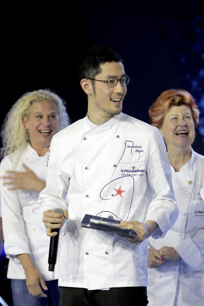 Miglior giovane chef al mondo 2018: Yasuhiro Fujio