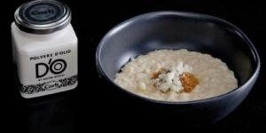 Davide Oldani: come cucinare con l'olio in polvere