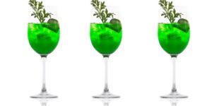 Come si fa lo spritz verde?